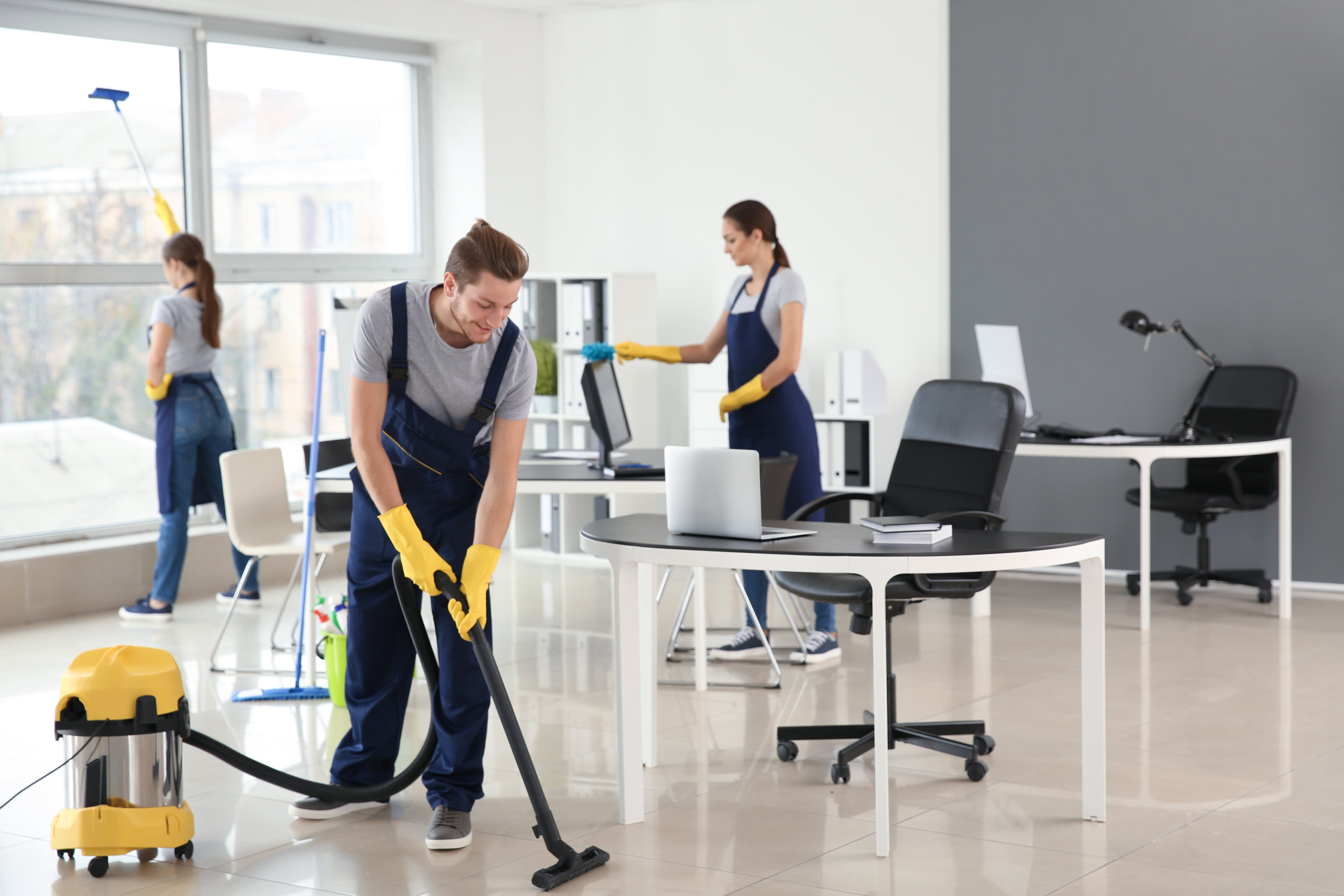 CMBM Commercial Office Cleaning Brisbane